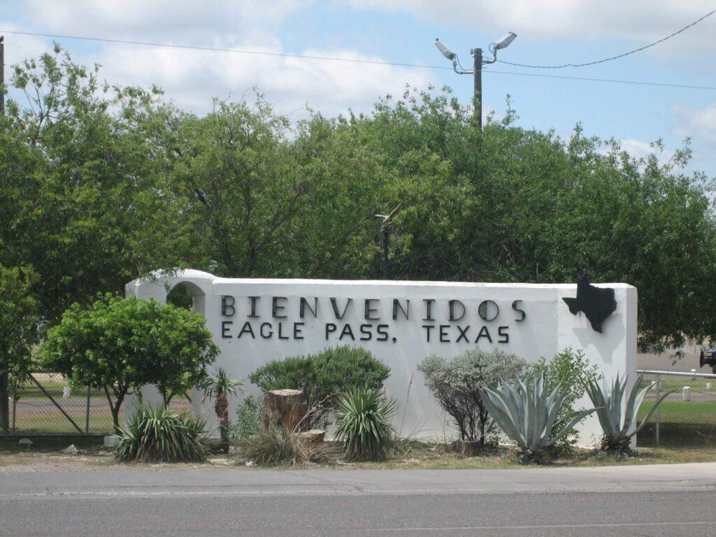 Bienvenidos,_Eagle_Pass iso 9001 eaglepass tx